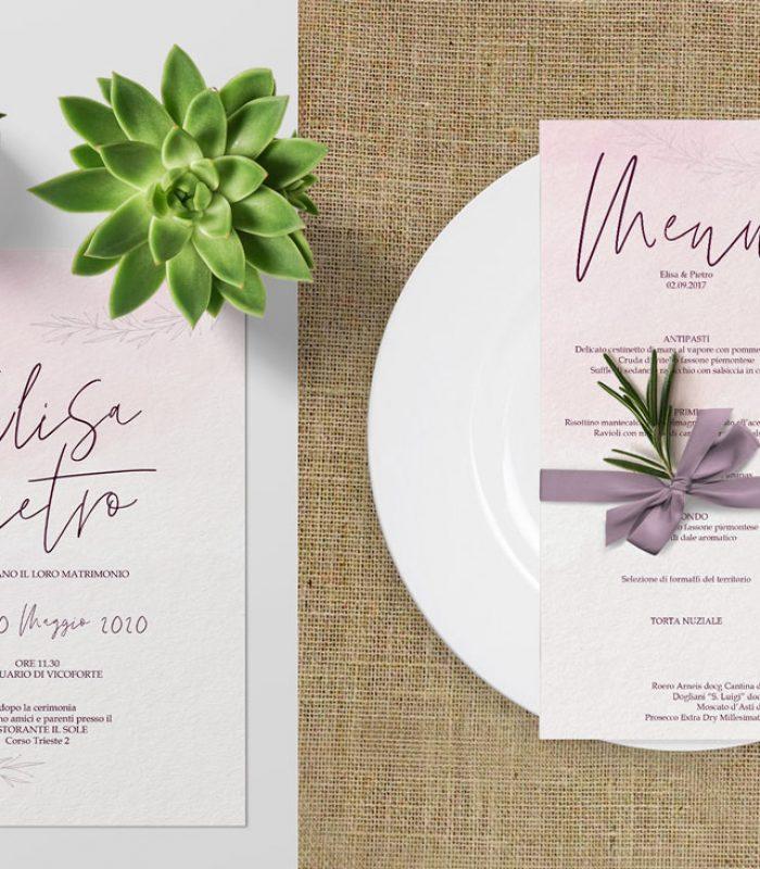 coordinati matrimonio disegno buenos aires - italia