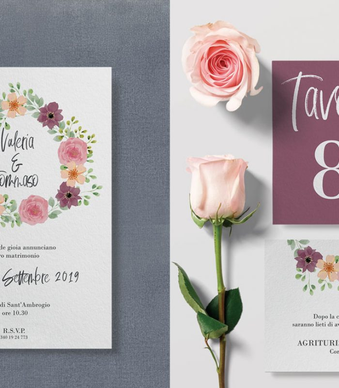 inviti e partecipazioni nozze a catalogo