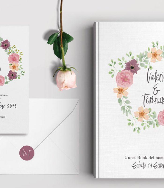 inviti e partecipazioni matrimonio disegno budapest
