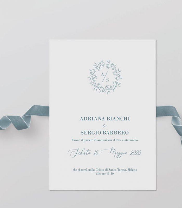 invito matrimonio a catalogo marsiglia