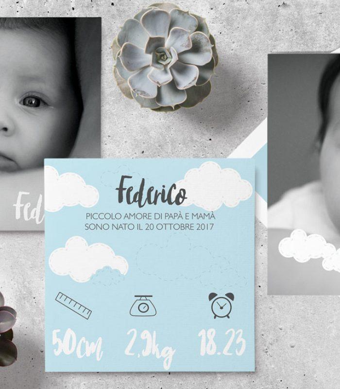 nascita annunci