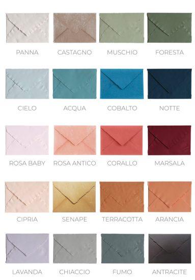 buste_artigianali_nozze_matrimonio_handmade_envelope_colori