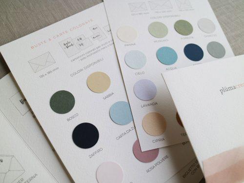 kit-campioni-inviti-nozze-letterpress-stampa-caldo-carta-artigianale-carta-colorata