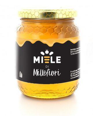 miele disegno logo